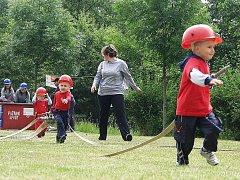 Pro českolipské dobrovolné hasiče je důležitá práce s dětmi a mládeží.