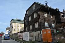 Oprava novoborské památky běží naplno. Sloužit bude i jako centrum pro turisty.