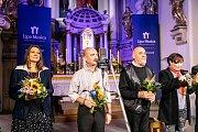 V sobotu 29. září pokračoval 17. ročník MHF Lípa Musica populárním koncertem doprovázejícím hlavní klasicky zaměřenou koncertní řadu. V kostele sv. Jana Křtitele zahrál Spiritual kvintet.
