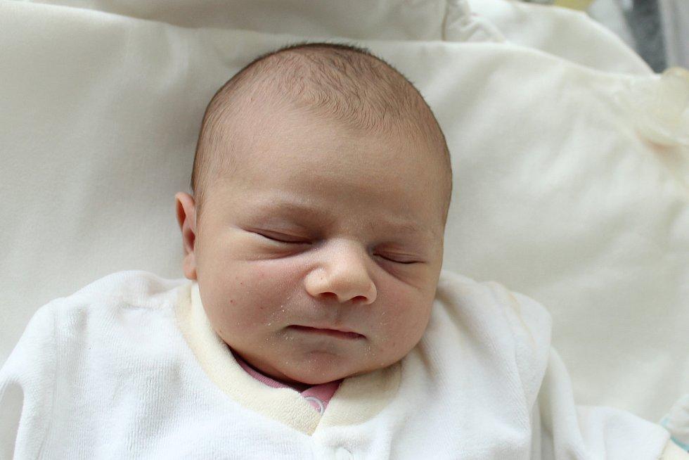 Rodičům Barboře Pihlerové a Františku Kristiňákovi z Lasvic se v úterý 12. listopadu ve 21:02 hodin narodila dcera Ellen Kristiňáková. Měřila 50 cm a vážila 3,47 kg.