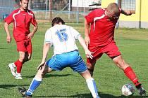 Zasloužené výhry se dočkali fotbalisté Starých Splavů na půdě českolipské Lokomotivy.