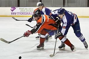 Hokejisté České Lípy zahájili sezonu debaklem od Turnova.