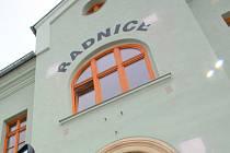 Radnice v Jablonném v Podještědí.