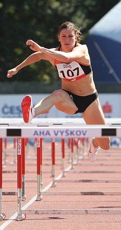 Zuzana Hejnová - atletika - běh.