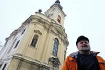 Zachránit kostel sv. Vavřince v Jezvém má pomoci veřejná sbírka