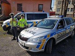 V průběhu akce policisté zkontrolovali v celém kraji celkem 131 řidičů. Ti se dopustili dohromady 124 přestupků.