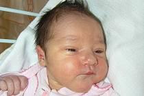 Mamince Blance Bělohlávkové z Dubé se 19. dubna v 7:53 hodin narodila dcera Adéla Bělohlávková. Měřila 49 cm a vážila 3,18 kg.