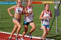 Českolipští atleti reprezentovali Liberecký kraj na mezinárodním utkání staršího žactva v německém městě Kamenz.