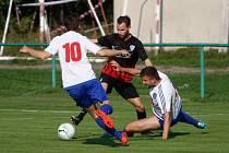 Sedmihorky - Arsenal Česká Lípa 1:0.