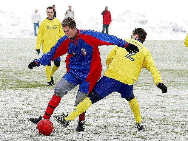 Zimní turnaj v Mimoni pokračoval čtvrtým kolem.