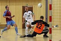 Nováček druhé futsalové ligy FC Démoni Česká Lípa, nevypustil ani poslední zápas základní části.