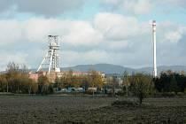 Před několika dny odstartovala finální likvidace povrchového areálu, který tu zůstal po hlubinné těžbě uranu.