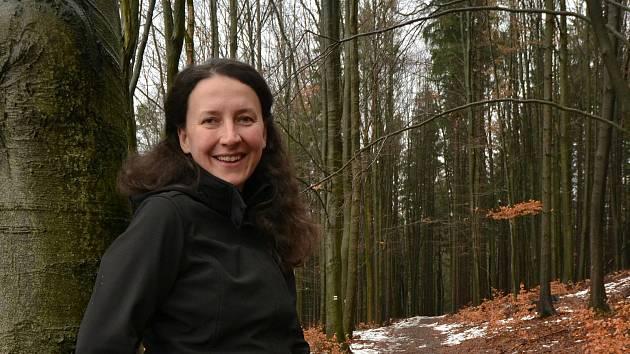 Koordinátorka mezinárodních projektů a přeshraniční spolupráce Petra Zahradníčková z Nového Boru.