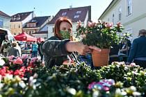 Farmářské trhy znovu zaplnily náměstí v České Lípě.