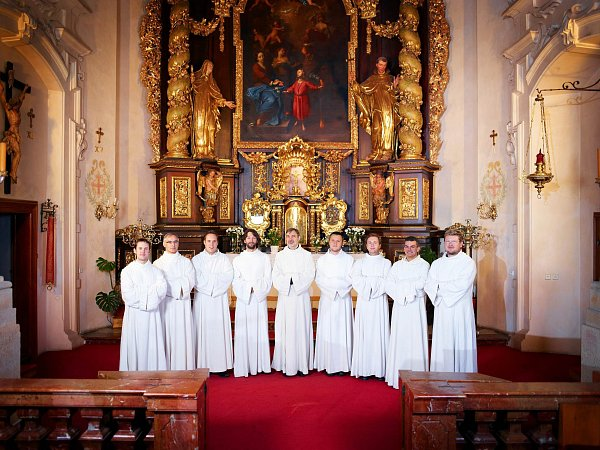 Schola Gregoriana Pragensis.