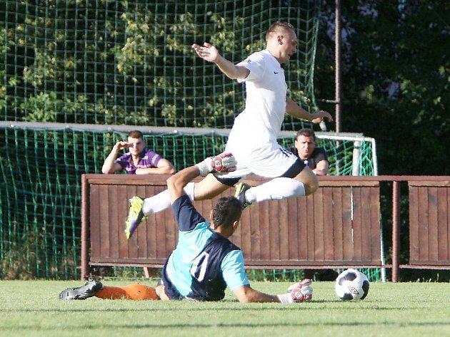 Letní příprava českolipského klubu pokračuje sobotním zápasem s Vilémovem na půdě soupeře.