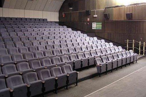Kino Crystal v České Lípě.