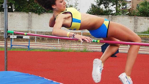 Barbora Vachtová.