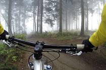 Cyklista ilustrační