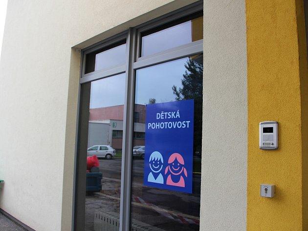 Dětskou pohotovost v českolipské Nemocnici s poliklinikou nově pacienti naleznou v přízemí Dětské polikliniky.