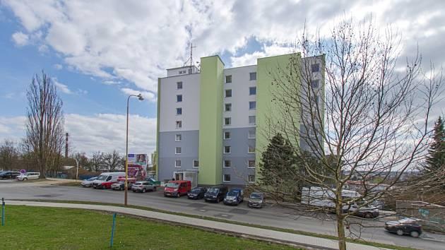Projekt na přestavbu budovy vznikal až po navázání spolupráce se společností Alzheimercentrum, která zařízení provozuje.