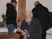 První adventní neděli 2. prosince pořádal Vlastivědný spolek Českolipska v kostele MJH v České Lípě křest knihy Nordböhmischer Excursions-club a 140 let vlastivědné práce na Českolipsku.