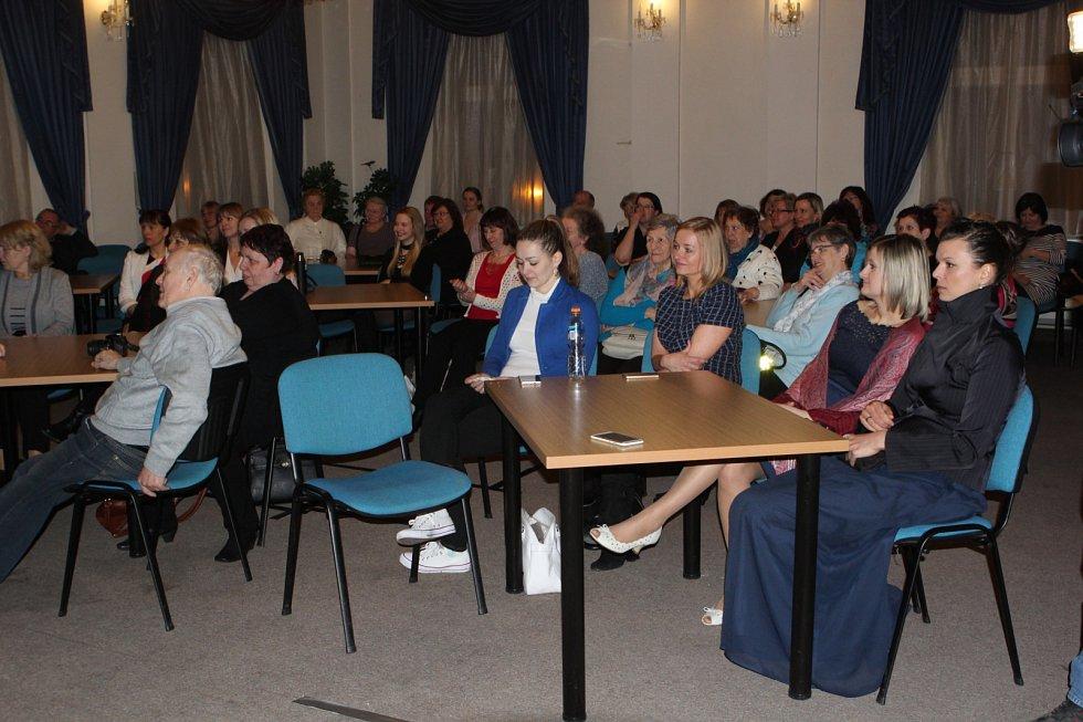 Vyhlášení proběhlo ve čtvrtek 22. března v Navrátilově sále v Novém Boru.