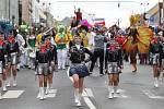 Dvoudenní oslava Česko-brazilských dní, která se konala v Novém Boru v rámci Masopustu, vyvrcholila sobotním programem v centru města.