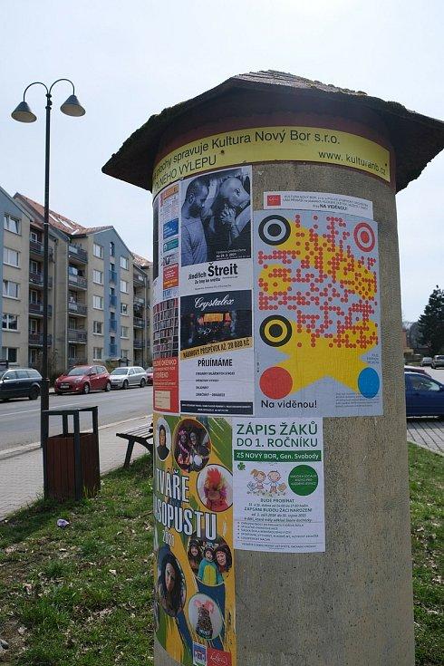 """Kultura Nový Bor se zapojila do celorepublikového projektu s názvem """"Na viděnou!"""". Přináší hudbu do ulic měst."""