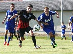SK Hrobce - FK Arsenal Česká Lípa 2:1 (2:0).