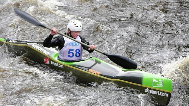 Jana Svobodová, členka českolipského oddílu TJ DDM, se probojovala na červencové mistrovství Evropy juniorů.