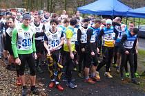 Na start Polevského běhu se postavilo celkem 150 účastníků.