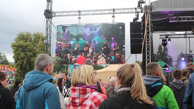 Městské slavnosti v České Lípě v roce 2018