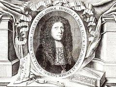 Heinrich Ignaz Biber (1604 - 1704), rodák ze Stráže pod Ralskem. Od jeho narození uplynulo 370 let