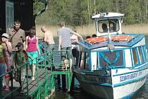 Jednou z nejvyhledávanějších turistických oblastí v kraji je Máchovo jezero.