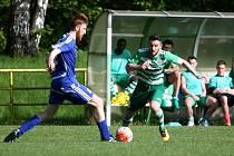 FC Nový Bor - FK Letohrad 2:1.