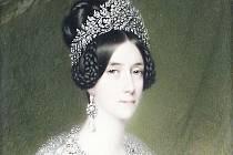 Marie Anna Savojská, manželka Ferdinanda V. Dobrotivého, strávila značnou část svého života na panství a zámku v Zákupech.