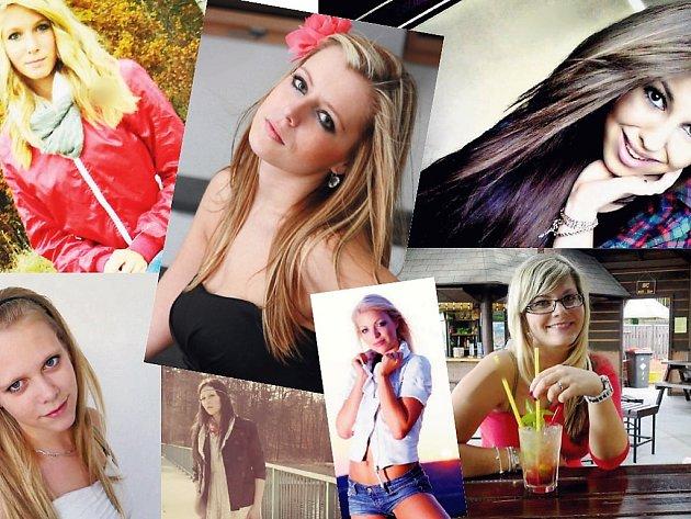 Bude naší Dívkou Máchova jezera blondýna nebo bruneta? Zatím jsou v převaze světlovlásky.