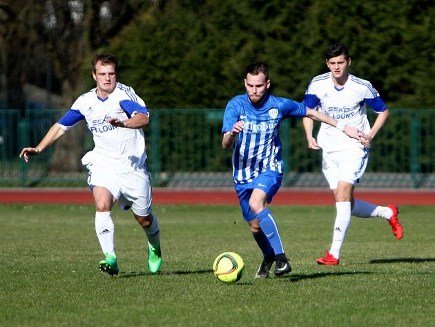 Arsenal Česká Lípa - SEKO Louny 0:2 (0:0).