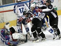Čekolipští hokejisté hostí v sobotu Baník Sokolov.