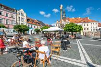 Program Rozehrajeme náměstí v České Lípě