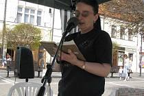 Také Česká Lípa se zapojila do veřejného čtení z nového překladu Bible.
