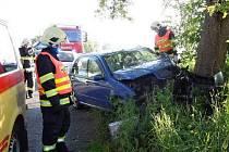 Středeční nehoda u Tachova.