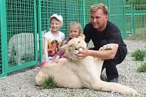 Zoo koutek v Doksech.