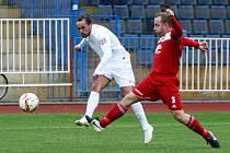 Arsenal Česká Lípa - Mšenov 2:1 (1:0).