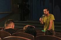 Petr Mašek se do novoborského kina vrátí v listopadu v rámci festivalu Snow film fest, kdy představí svůj dokument.