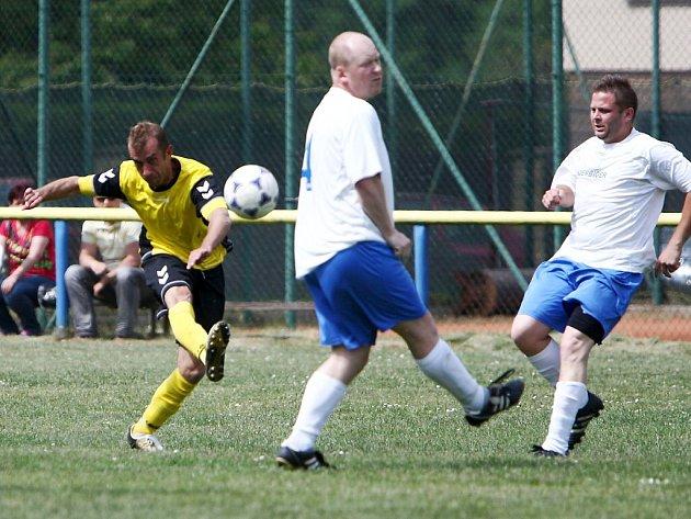 Sosnová - Žandov 0:1 (0:0) po pen. 3:5.