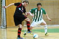 Na palubovce sportovní haly se představí v přípravném zápase proti A-týmu domácích Démonů aktuální český futsalový vicemistr Bohemians 1905!
