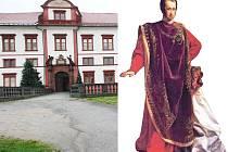 Uplynulo 220 let od narození císaře Ferdinanda V. Dobrotivého, který rád odpočíval na zámku v Zákupech.