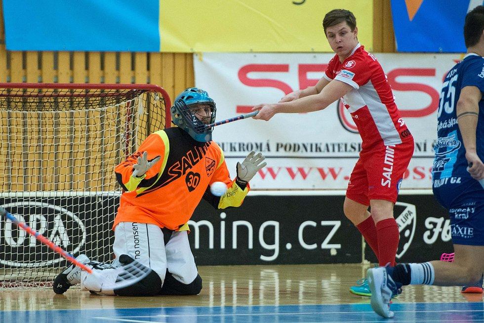 Česká Lípa florbal sport 4 Clean - Sokol Pardubice 4:3